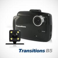 全視線 B5 高畫質雙鏡頭行車記錄器  送16G TF卡