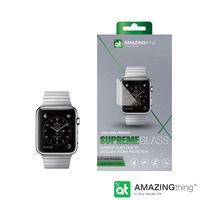 AmazingThing Apple Watch 38mm 曲面強化玻璃保護貼