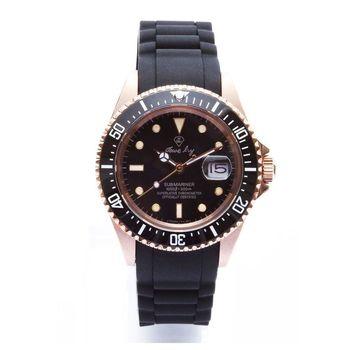 JL 探險家運動潛水機械腕錶