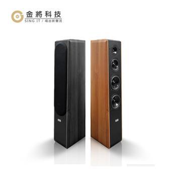 【GM】FS-J108雙6.5吋落地專業卡拉OK喇叭