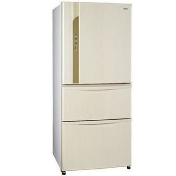 ★加碼贈好禮★【SAMPO聲寶】560公升變頻三門冰箱SR-LW56DV(W3)