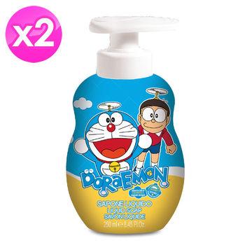 【義大利進口 Doraemon】潔膚露-250ml ( 2入組 )