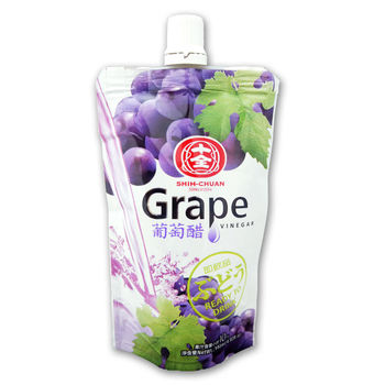 十全 葡萄醋飲料  24入  140ml