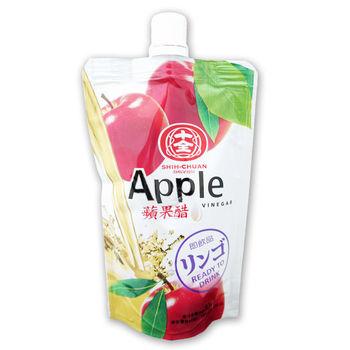 十全 蘋果醋飲料  24入  140ml