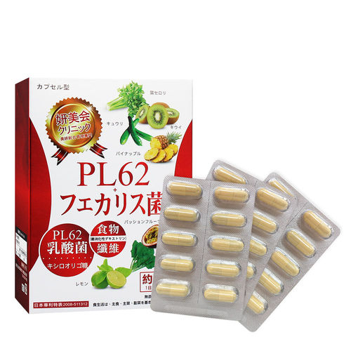 妍美會PL62超益菌順酵纖體組