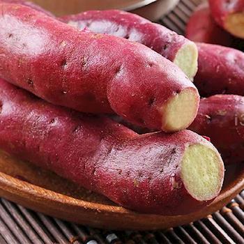 【愛上新鮮】特A級日本栗香地瓜8包