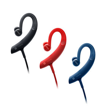 SONY MDR-XB80BS 運動藍牙入耳式耳機(公司貨))