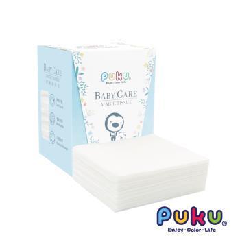 PUKU藍色企鵝 - 乾濕兩用紙巾80抽