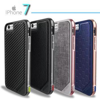 【SSG】iPhone7 4.7吋 鋁合金邊框+矽膠雙倍防護 時尚保護殼