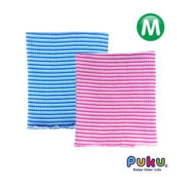 PUKU藍色企鵝 - 超彈性肚圍M(藍色/紫色)