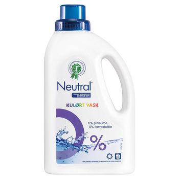 諾淨 低敏濃縮洗衣精 (護色) 1.5L×6入箱購