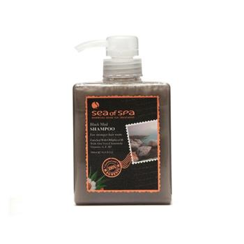 【以色列第一品牌】SEA OF SPA 死海洗髮黑泥(500ML)