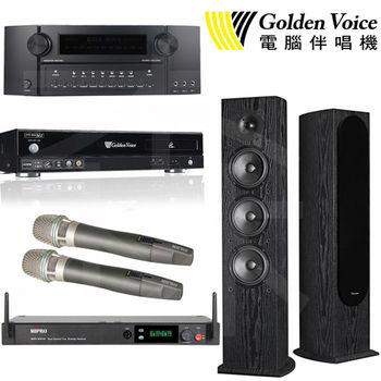 Golden Voice 電腦伴唱機 金嗓公司出品 CPX-900 M1++BA-1043+SP-FS52+ ACT-2412
