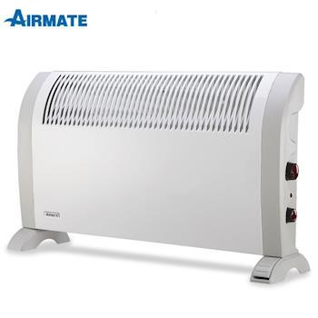 『AIRMATE 』☆艾美特  智能偵測斷電 對流式電暖器 HC81243