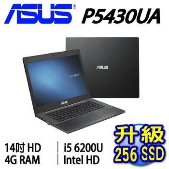 ASUS 華碩 P5430UA 14吋 i5四核心 內顯Intel HD 520 SSD筆電