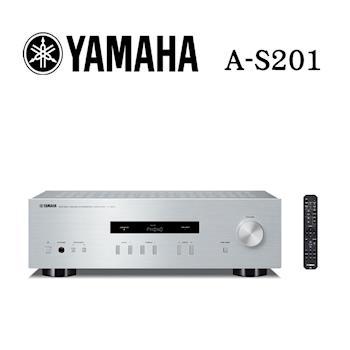 【YAMAHA】 HiFi兩聲道綜合擴大機  A-S201