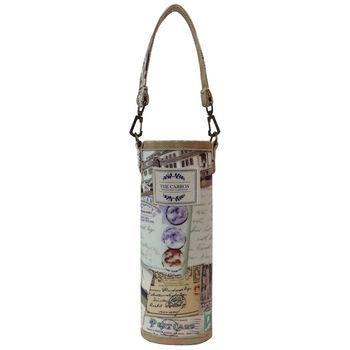 卡蘿隨行袋(S)-旅行回憶 (水壺袋/飲料袋/保溫保冷袋)