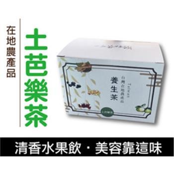 金彩堂 土芭樂茶15包*5盒