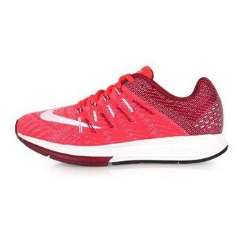【NIKE】WMNS AIR ZOOM ELITE 8 女慢跑鞋- 路跑 輕量 橘紅
