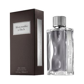 AbercrombieFitch AF First Instinct 同名經典男性淡香水 30ml