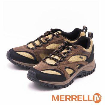 MERRELL GORE TEX 戶外防水鞋 女鞋-咖