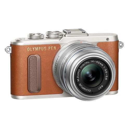 OLYMPUS E-PL8 +14-42mm EZ/40-150mm 雙鏡組(公司貨)