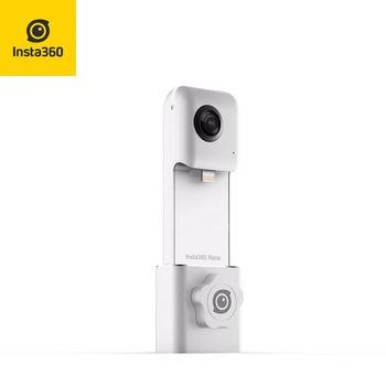 Insta360 360°全景攝影機 VR 相機超高畫質+原廠底座(公司貨)