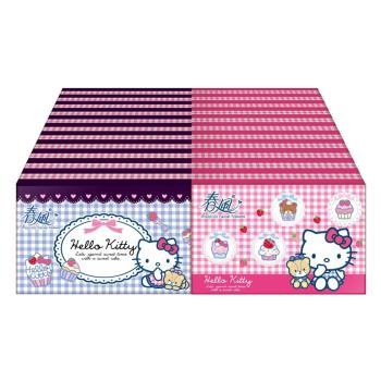 春風_Kitty袖珍包面紙(10抽x30包x20組)