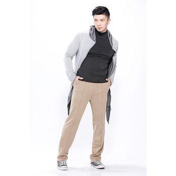 ART TYPE彈性手染純棉休閒褲