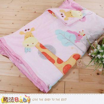 魔法Baby法蘭絨毛毯 150x200cm包邊款 四季毛毯 w63033