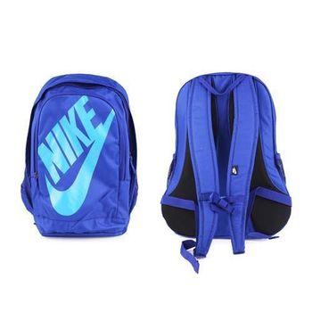 【NIKE】NK HAYWARD FUTURA M 2.0背包-後背包 雙肩包 寶藍黑
