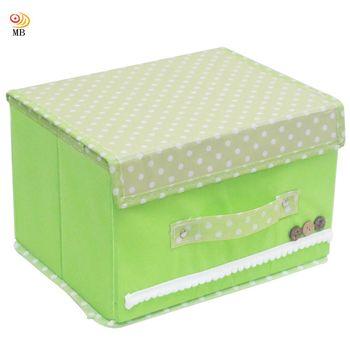 月陽田園風26X20硬盒掀蓋式衣物雜物整理箱收納盒超值2入(20LC2)