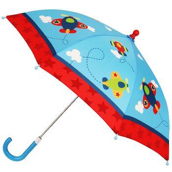 【Stephen Joseph】兒童造型雨傘-飛機