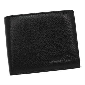 【DRAKA達卡】真皮短夾荔紋烙印系列-零錢袋6卡1窗-加厚(44DK3039)