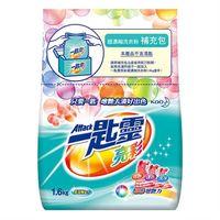 ^#45 一匙靈 ^#45 亮彩超濃縮洗衣粉補充包 ^#40 1.6KG ^#41