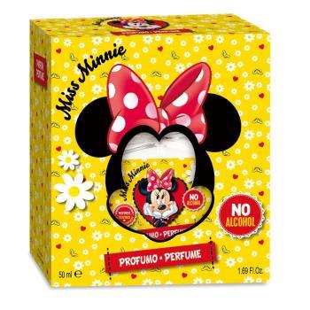 【義大利進口 Disney】Minnie淡香水 (不含酒精)-50ml