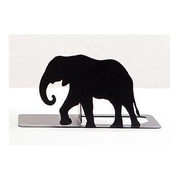 【Zakka雜貨網】叢林系列書檔-大象