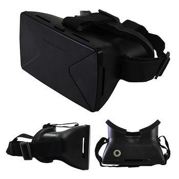 【IS愛思】人體工學頭戴式VR眼鏡 3DX 磁控開關設計