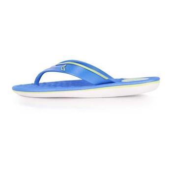 【Rider】RIDER男運動拖鞋-人字拖 海灘 沙灘 夾腳拖 寶藍綠