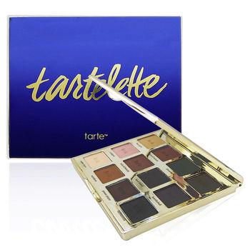 tarte 12色眼影盤 啞光霧面版 (1.5g x12色)