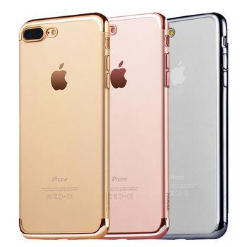 【hoco】Apple iPhone 7 Plus 閃耀電鍍 TPU 軟套