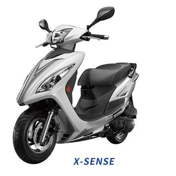 KYMCO光陽機車 X-SENSE(紳士)2V 125 (2016新車)-12期