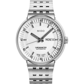 MIDO All Dial 羅馬競技場天文台機械腕錶-42mm M83404B11