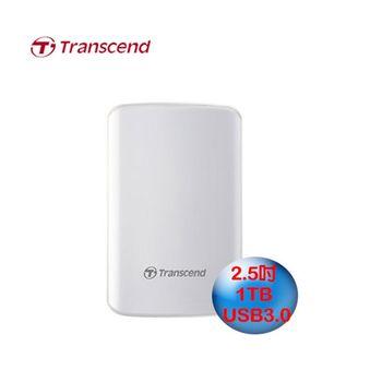 【Transcend 創見 】SJ 25D3 1TB 2.5吋行動硬碟