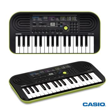 【CASIO卡西歐】卡西歐電子琴SA-46 (32琴鍵)