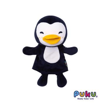 PUKU藍色企鵝 - 企鵝手偶