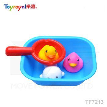 日本《樂雅 Toyroyal》水瓢洗澡組