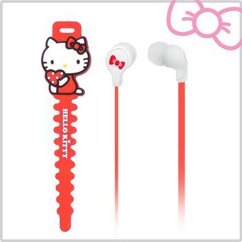 活動-Hello Kitty入耳式線控耳機 KT-EM13