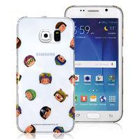 幾米 Samsung S6 edge 透明手機殼 ^#45 百變小完美