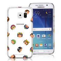 幾米 Samsung S6 透明手機殼 ^#45 百變小完美